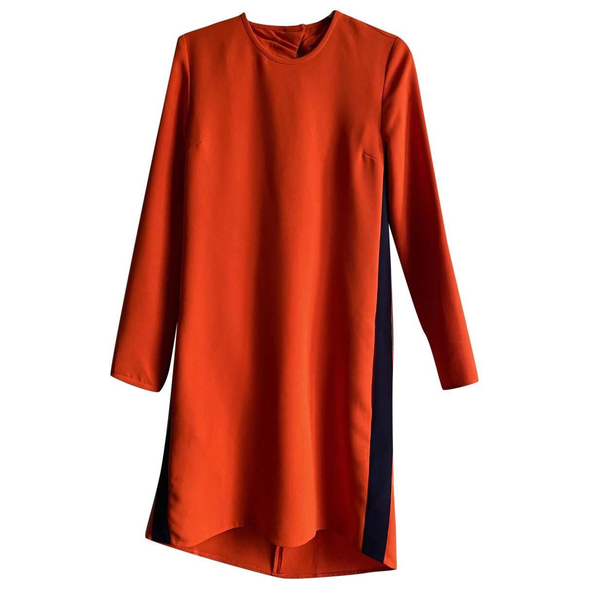 Victoria, Victoria Beckham - Robe   pour femme - rouge