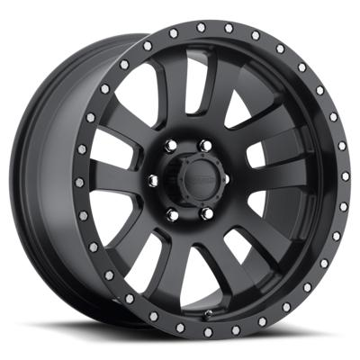 Pro Comp 5036 Series, 17x8 Wheel with 5x5 Bolt Pattern - Satin Black - 5036-787352