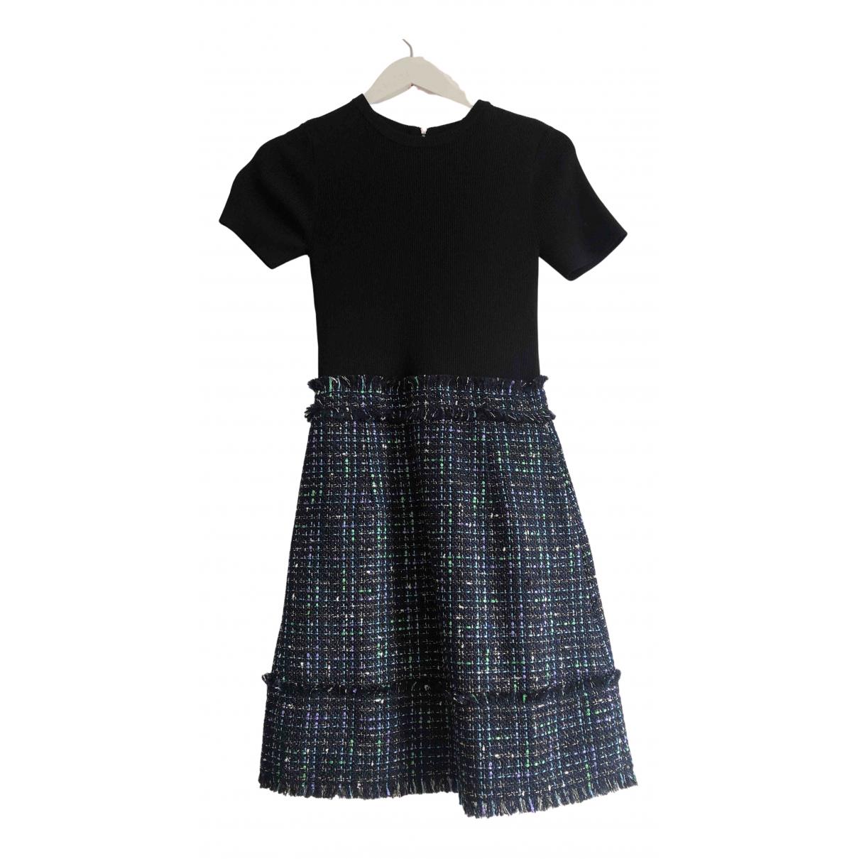 Ted Baker \N Kleid in  Blau Baumwolle