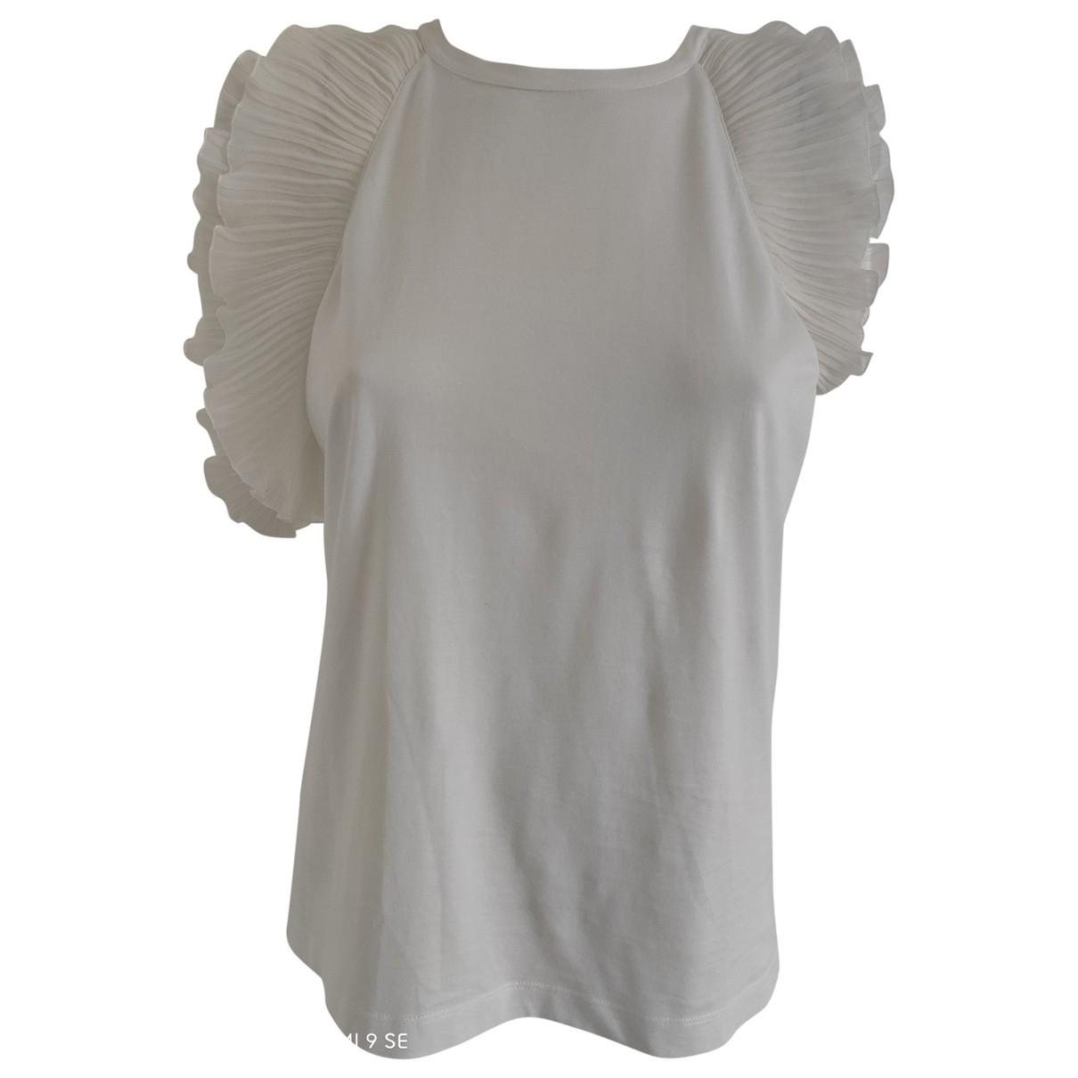 Chloé \N White Cotton  top for Women M International