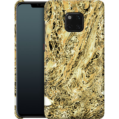 Huawei Mate 20 Pro Smartphone Huelle - Marbled Sand von Amy Sia