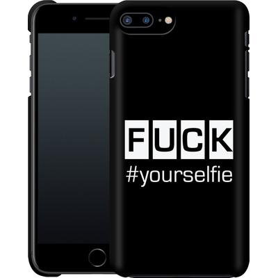 Apple iPhone 7 Plus Smartphone Huelle - Fck Yourselfie von Statements