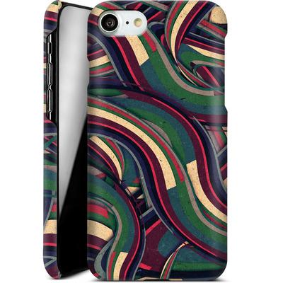 Apple iPhone 8 Smartphone Huelle - Swirl Madness von Danny Ivan