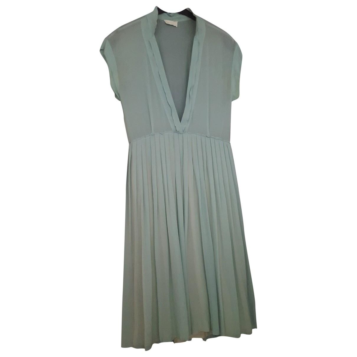 Forte_forte \N Silk dress for Women 42 IT