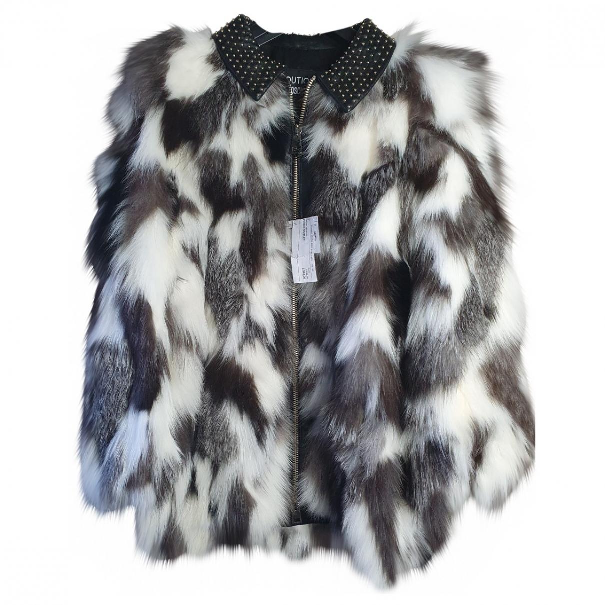 Moschino \N Multicolour Fox jacket for Women 40 IT
