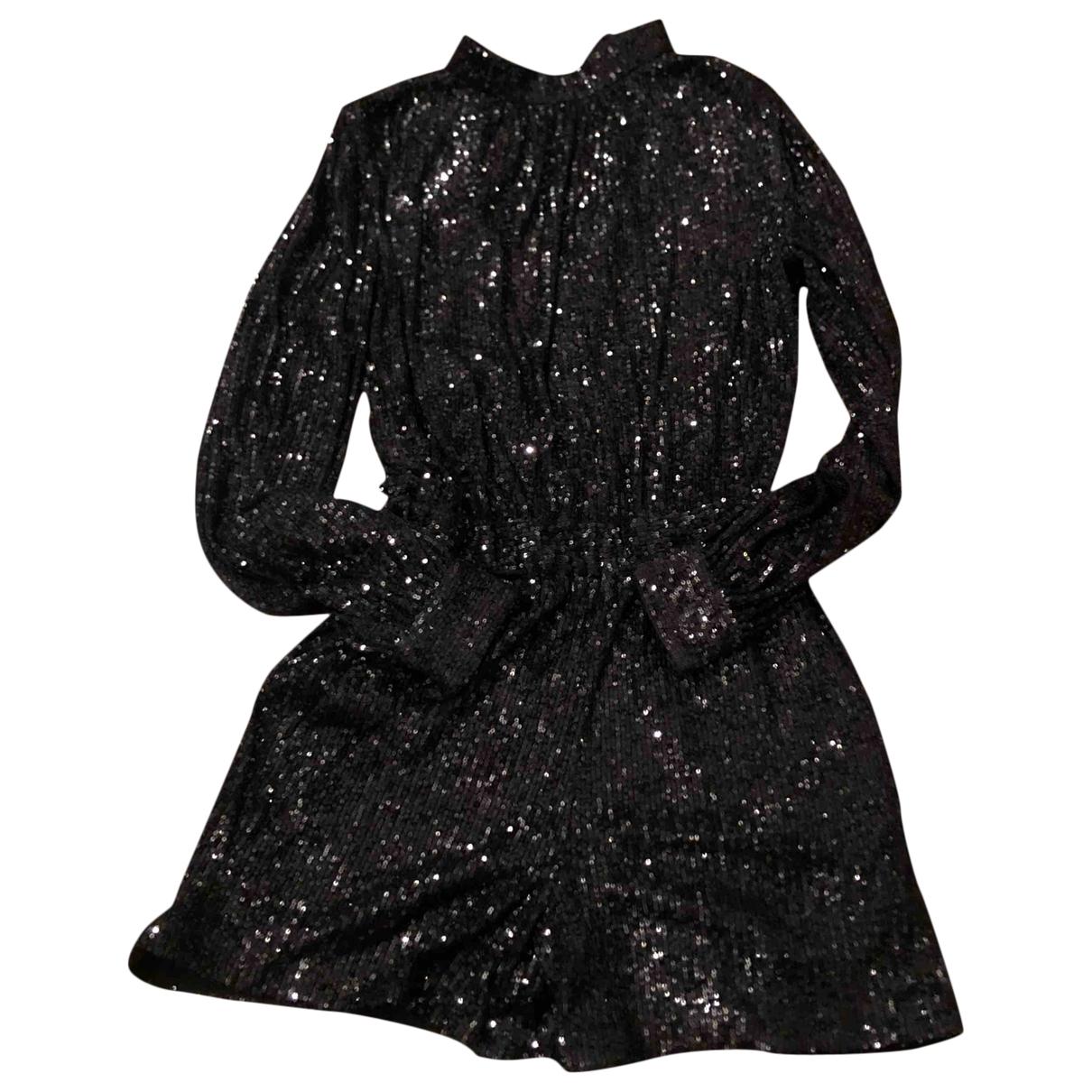 Maje \N Black jumpsuit for Women 36 FR