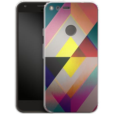 Google Pixel XL Silikon Handyhuelle - Dryve von Spires