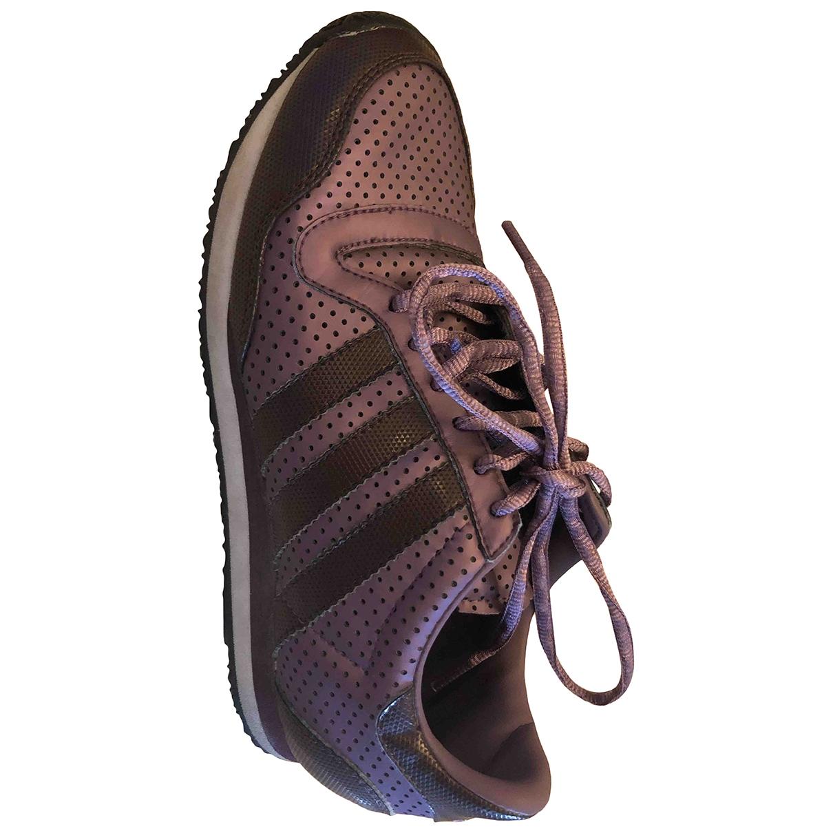 Adidas - Baskets   pour femme - violet
