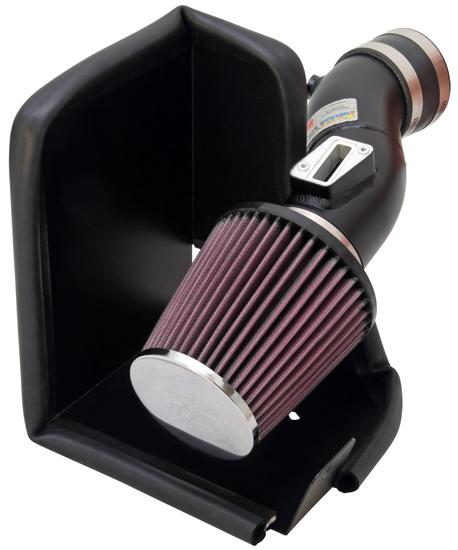 K&N 69-7077TTK Performance Air Intake System Nissan Cube 2009-2010 1.8L 4-Cyl