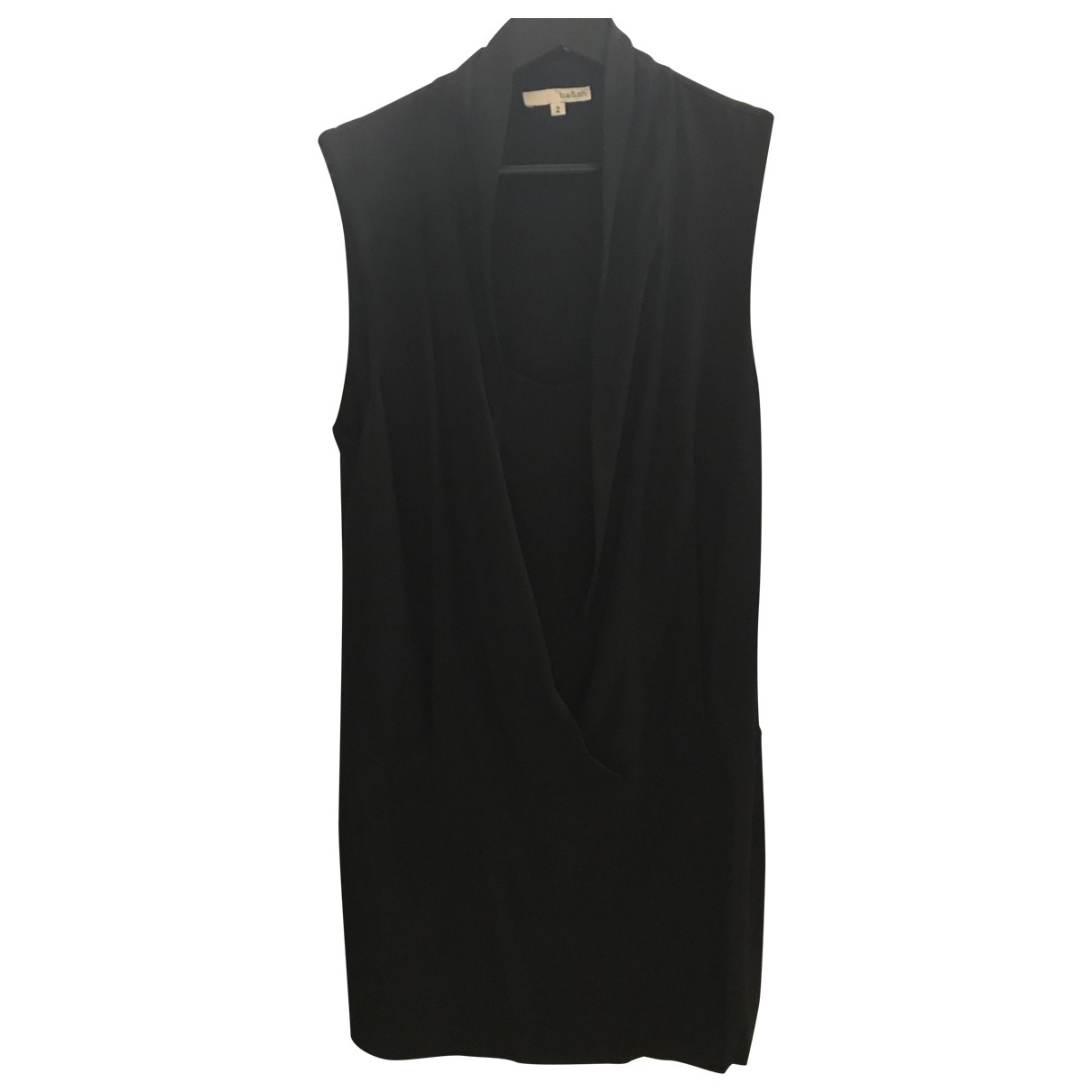 Ba&sh \N Blue Cotton dress for Women 2 US