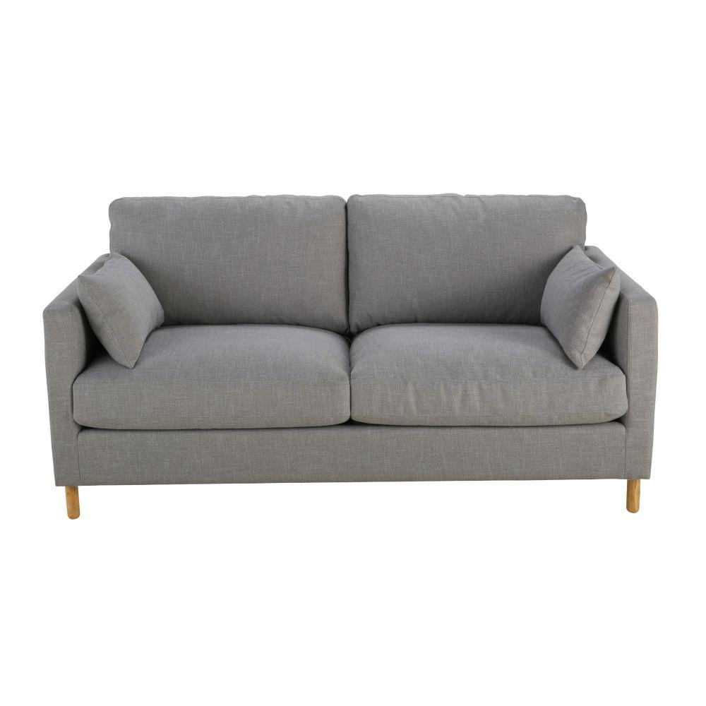 3-Sitzer-Sofa, grau Julian