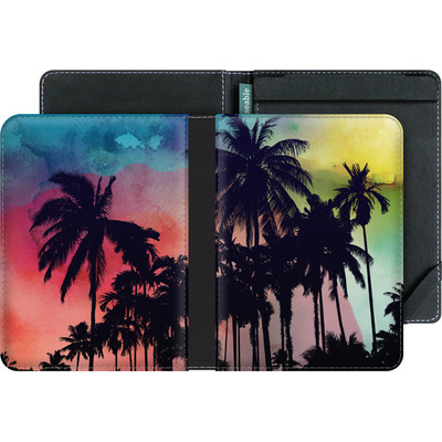 tolino vision 3 HD eBook Reader Huelle - Palm Trees at Sunset von Mark Ashkenazi
