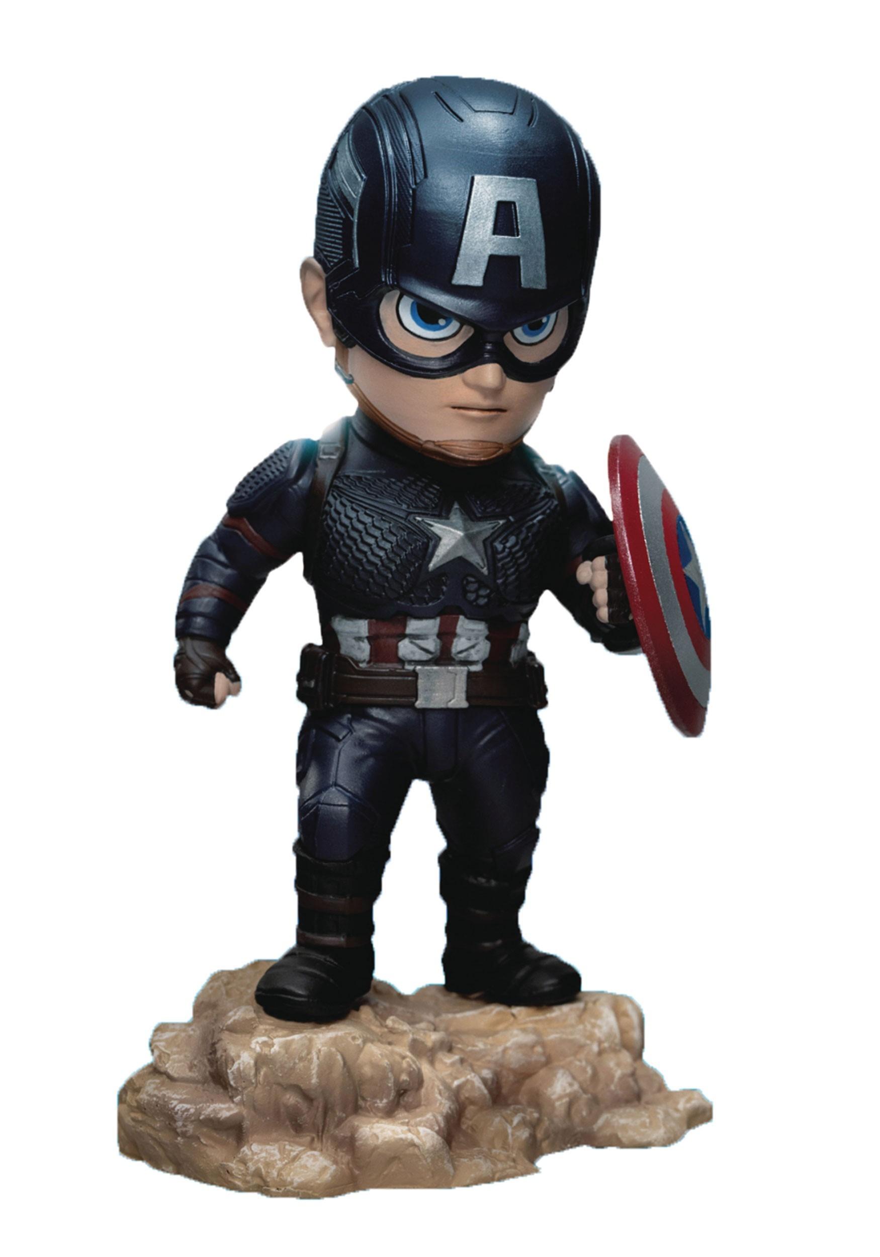Marvel Avengers: Endgame Captain America Beast Kingdom PX Figure