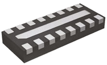 Semtech ECLAMP2410P.TCT, Hex-Element Bi-Directional EMI Filter & ESD Protector, 16-Pin SLP EP (5)
