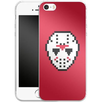 Apple iPhone SE Silikon Handyhuelle - Jason von caseable Designs