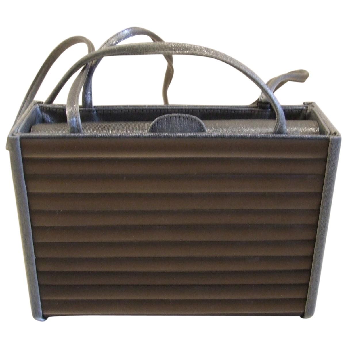 Rodo \N Handtasche in  Metallic Metall