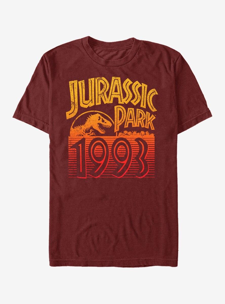 Jurassic Park Retro 1993 T-Shirt
