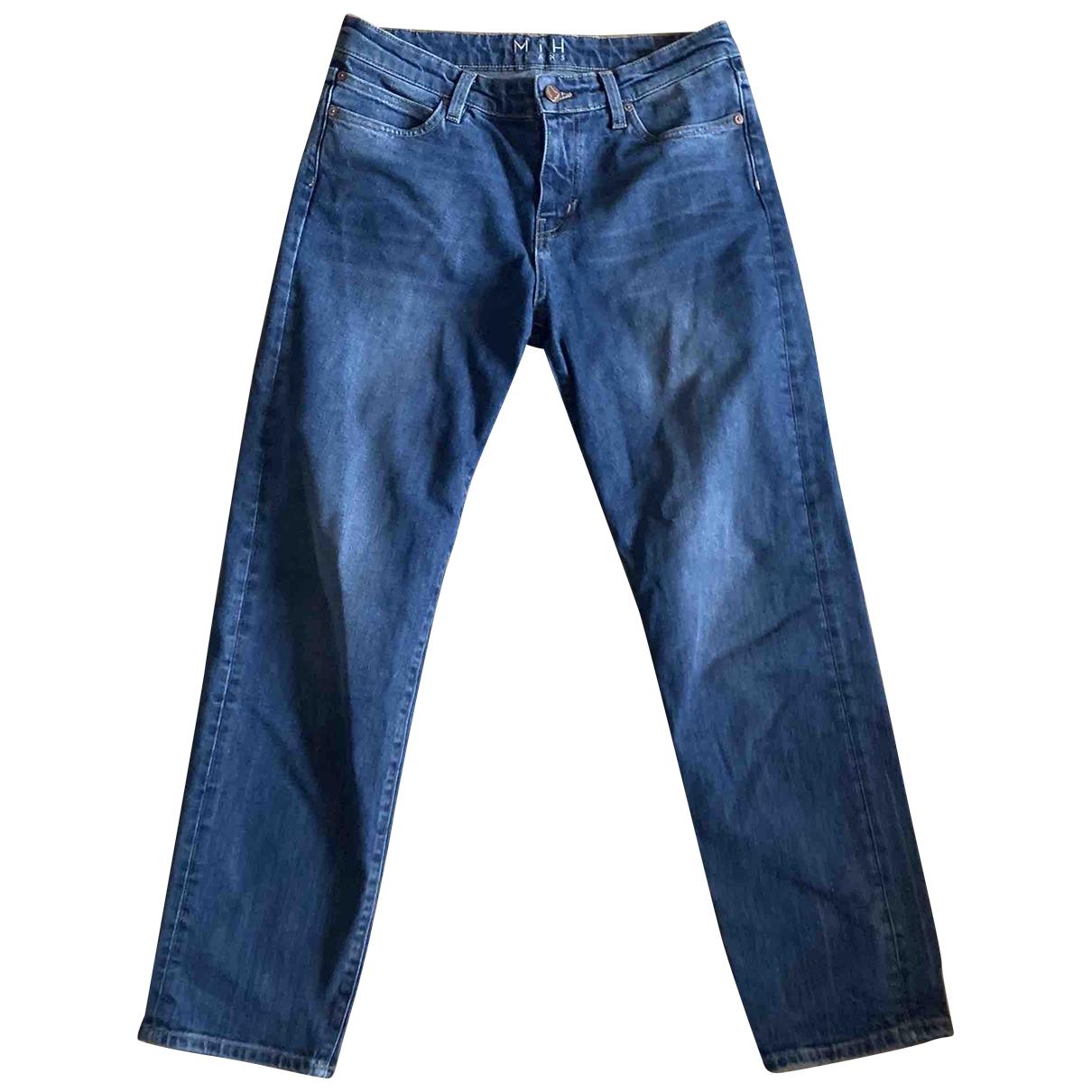 Vaquero boyfriend Mih Jeans