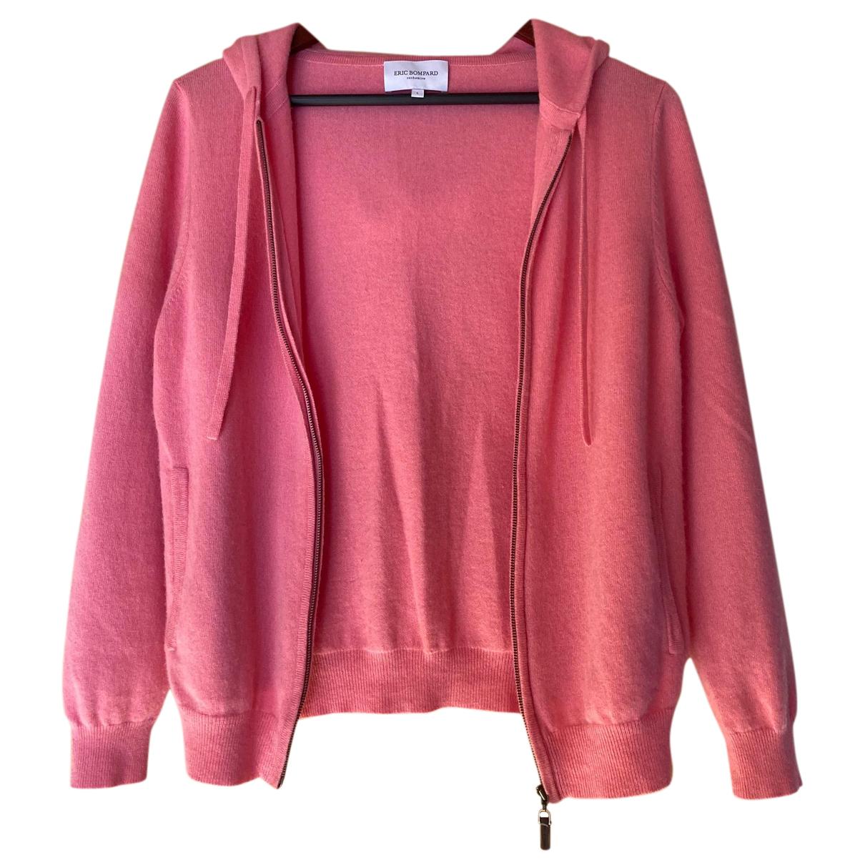 Eric Bompard - Pull   pour femme en cachemire - rose