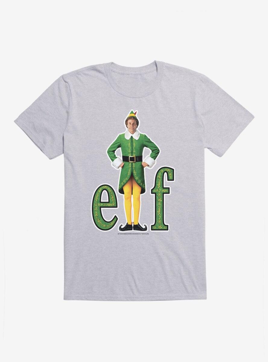 Elf Classic Logo White Trace T-Shirt