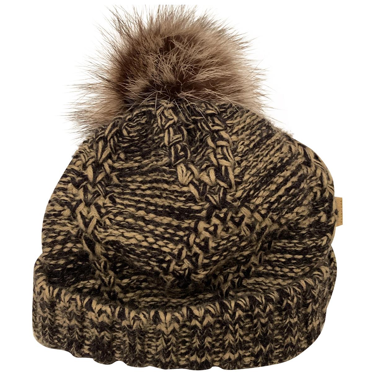 Harricana \N Brown hat for Women M International