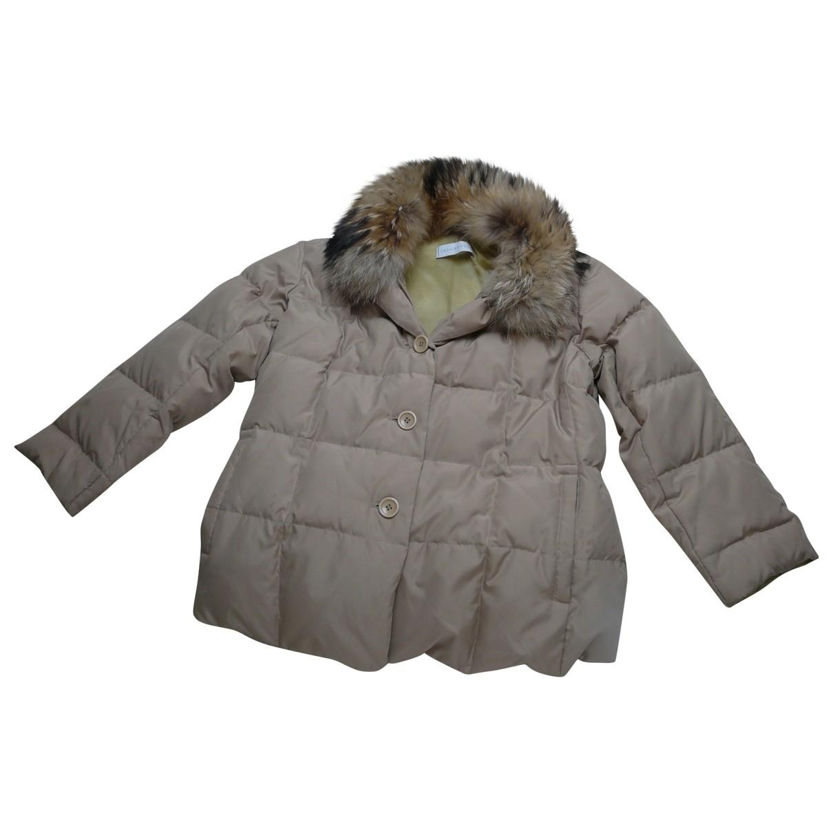 Max Mara - Manteau   pour femme en autre - beige
