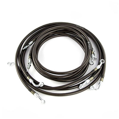 Cognito Motorsports OE Replacement Performance Brake Line Kit - 360-90608
