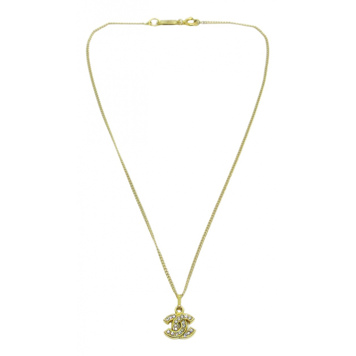 Chanel CC Metal necklace for Women \N