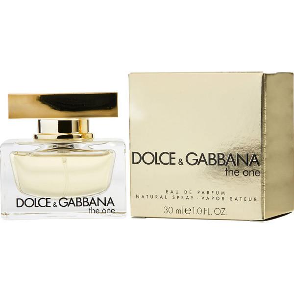 The One Pour Femme - Dolce & Gabbana Eau de Parfum Spray 30 ML