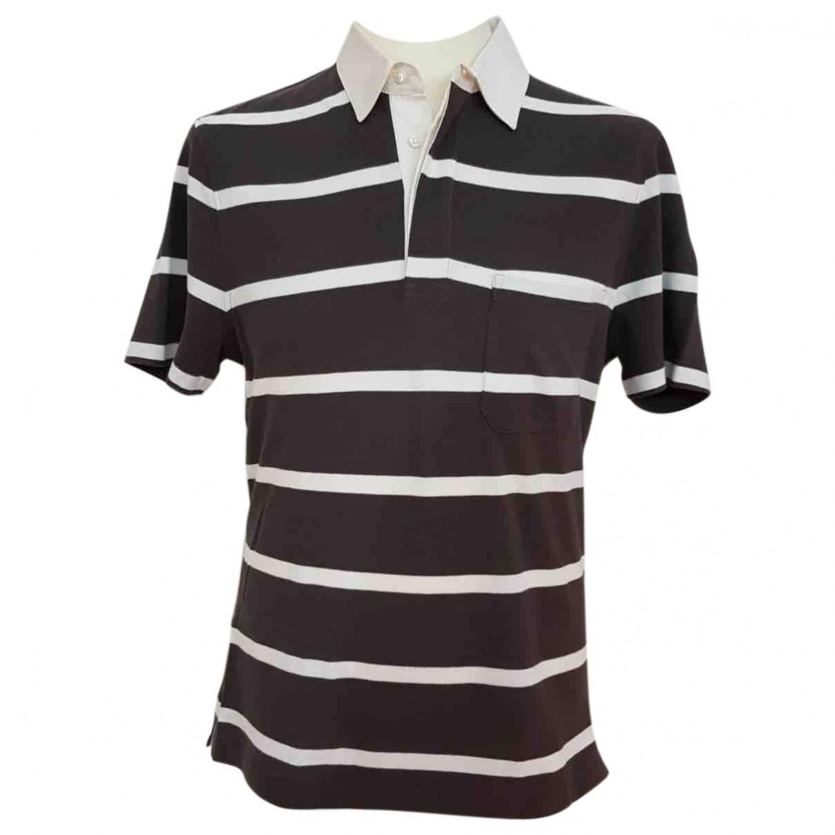 Brunello Cucinelli \N Multicolour Cotton Polo shirts for Men S International
