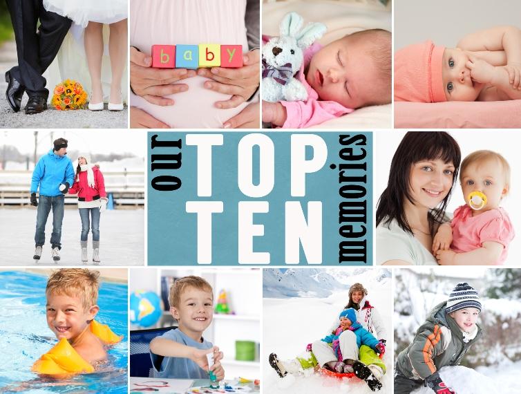 Family + Friends Fleece Blanket, 60x80, Gift -Top Ten