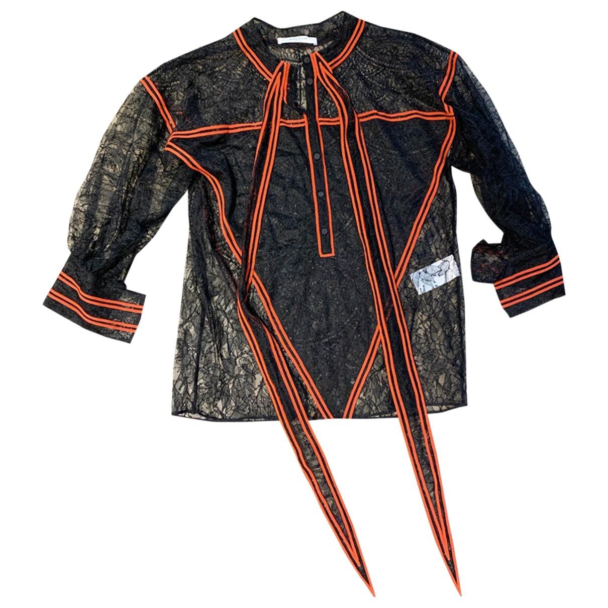 Blusa de Encaje Givenchy