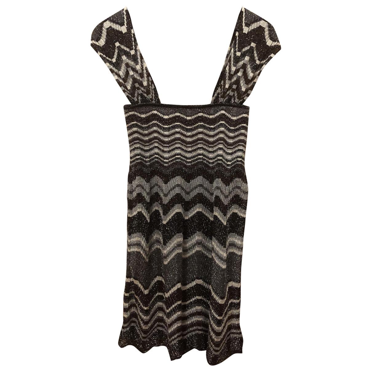 M Missoni \N Kleid in  Schwarz Polyester