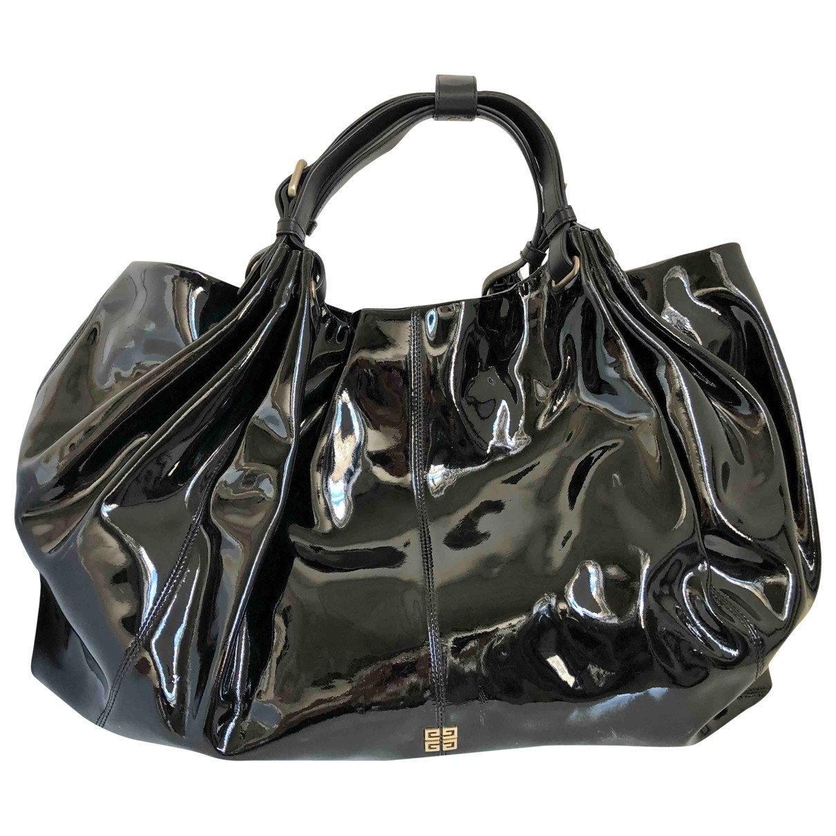 Givenchy \N Black Patent leather handbag for Women \N