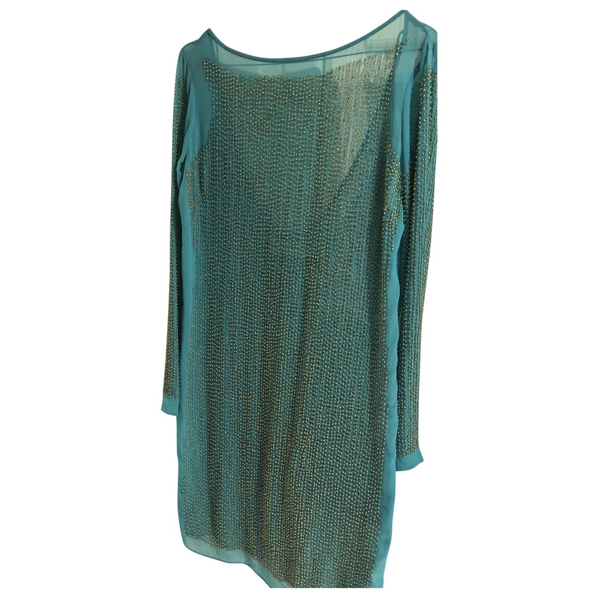 Needle & Thread - Robe   pour femme - turquoise