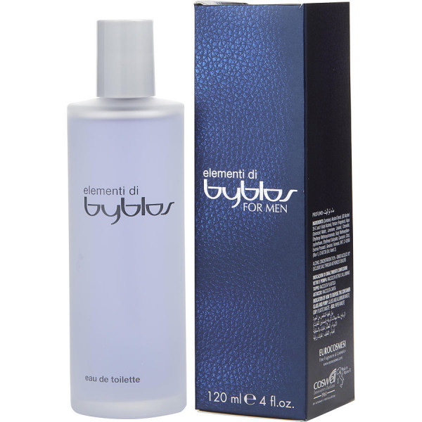 Leather Sensation - Byblos Eau de toilette en espray 120 ml