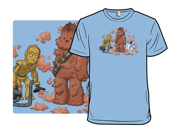 Shedding Season T Shirt