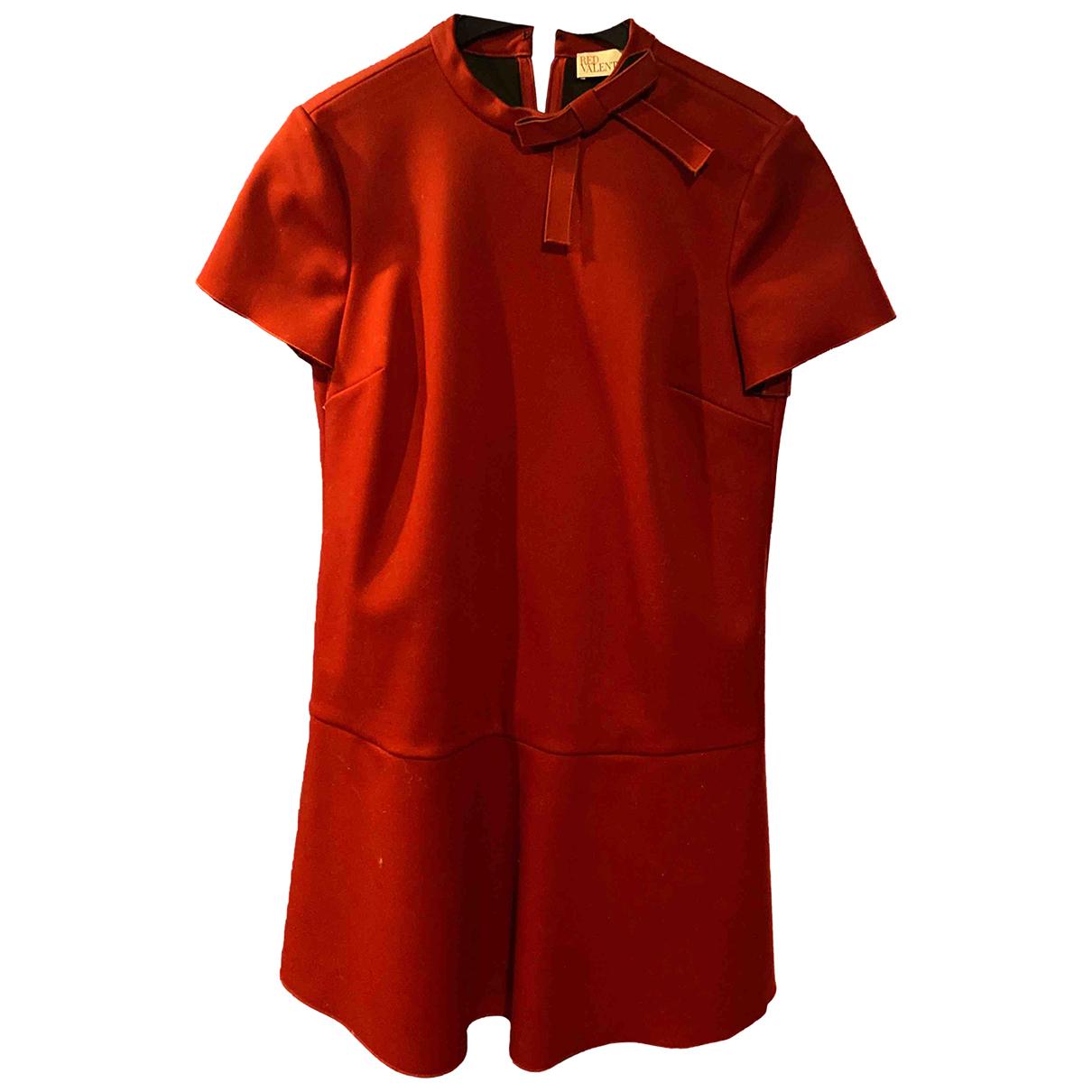 Red Valentino Garavani N Red dress for Women 44 FR