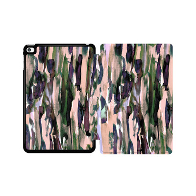 Apple iPad mini 4 Tablet Smart Case - Fire and Ice von Amy Sia