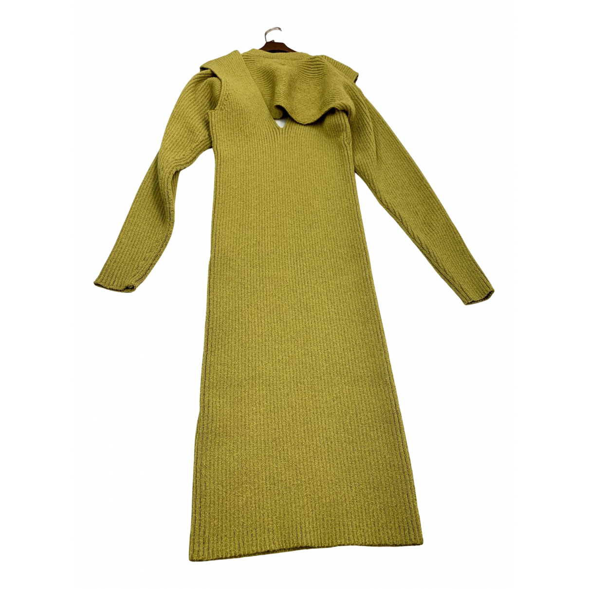 Bottega Veneta N Yellow dress for Women M International