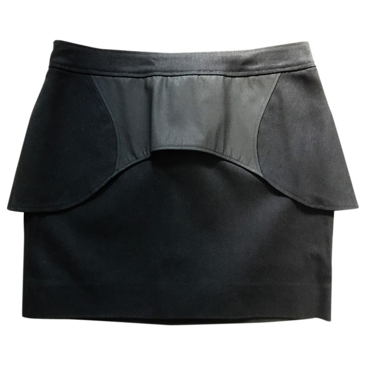 Vera Wang - Jupe   pour femme en coton - noir