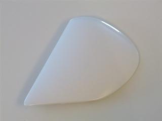 Arai Vector-2 Diamond White Side Pods
