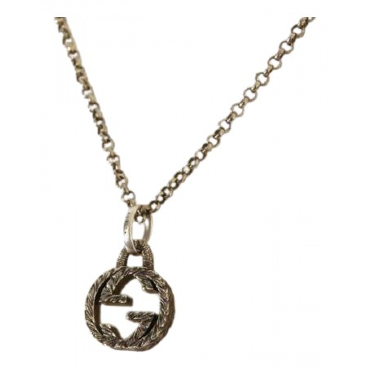 Gucci \N Silver Silver necklace for Women \N