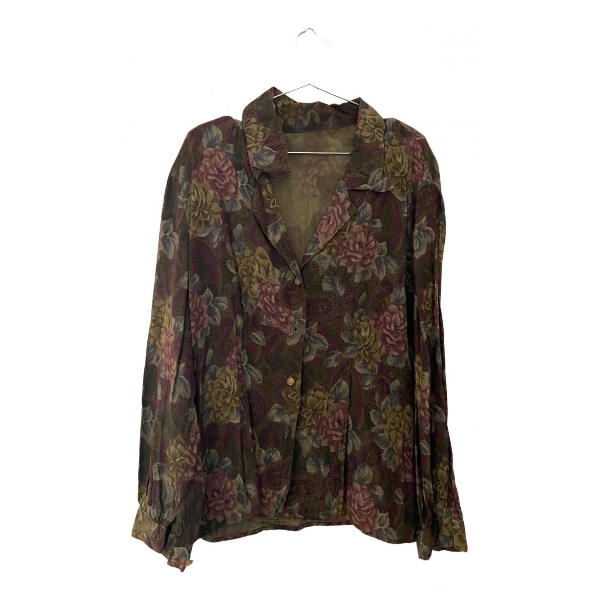 Blusa Oversize Non Signe / Unsigned