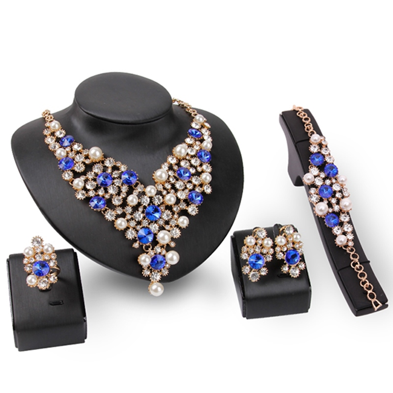 Ericdress Ladylike Pearl Jewelry Set