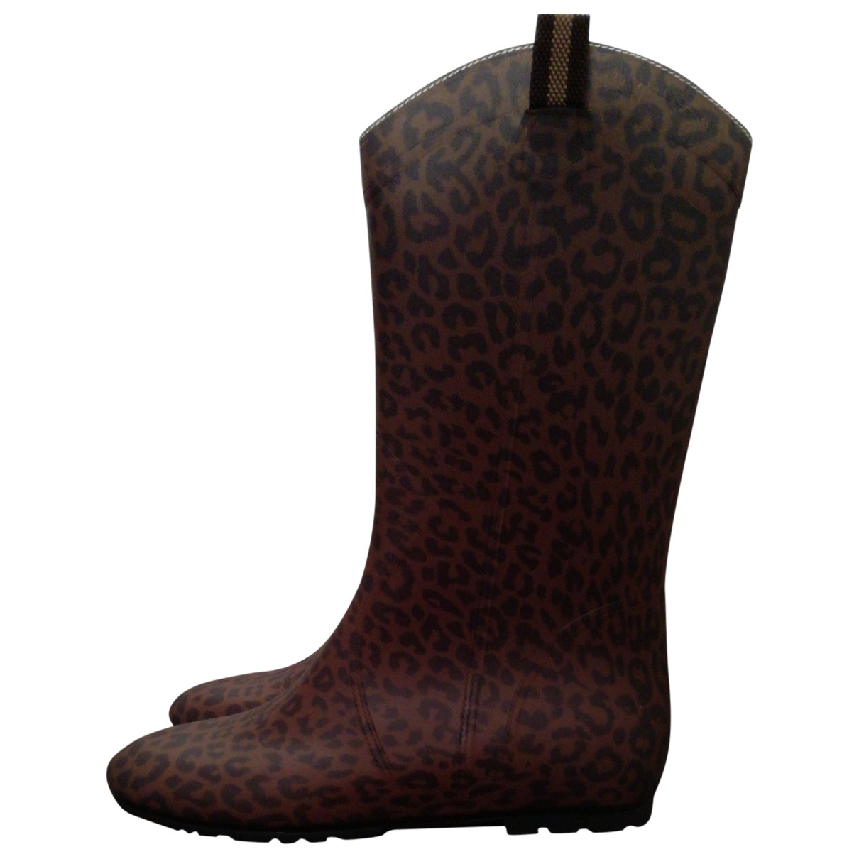 Fabio Rusconi \N Brown Boots for Women 40 EU