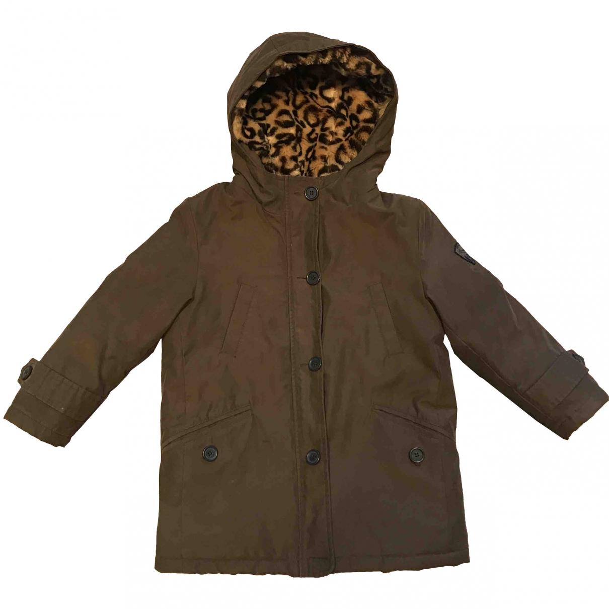Bonpoint \N Khaki jacket & coat for Kids 4 years