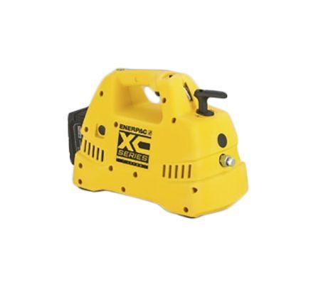 Enerpac XC1201ME, Single Speed, Hydraulic Hand Pump, 1L, 100mm Cylinder Stroke, 700 bar