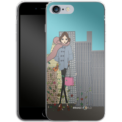 Apple iPhone 6s Plus Silikon Handyhuelle - IRMA In Chicago von IRMA