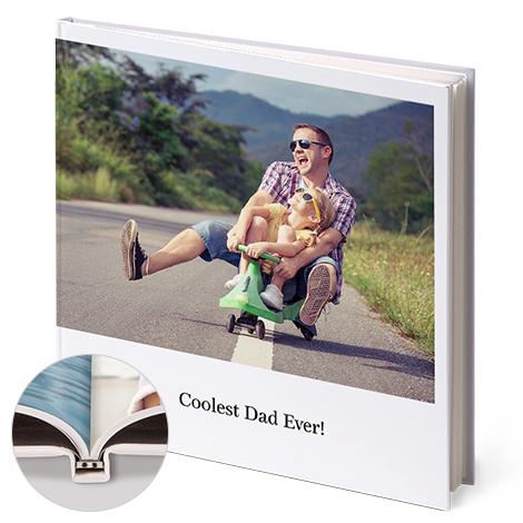 Custom Cover Photo Book, 12x12, Photo Books